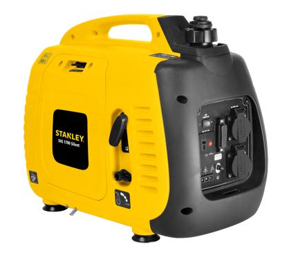Picture of Stanley Silent Inverter Generator STSIG1700