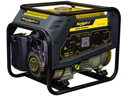 Picture of Navigator Unleaded Gasoline Generator RD3910E