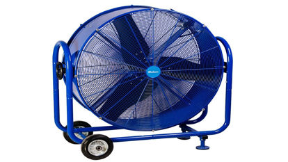 Picture of Deton Drum Fan DNHVF90L36BLU