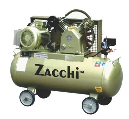 Picture of Zacchi Industrial Type Belt Air Compressor ZAC-050