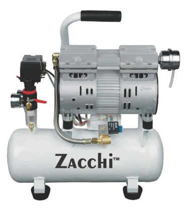 Picture of Zacchi Oil Free Noiseless Compressor OF750PF