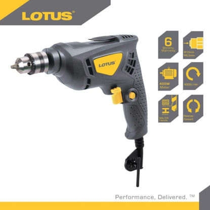 Picture of Lotus Impact Drill 10MM LTHD550X