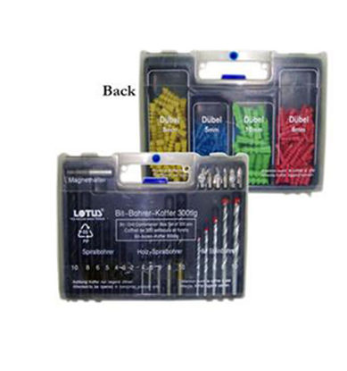 Picture of Lotus Bit & Tox Set 300PC LDB300