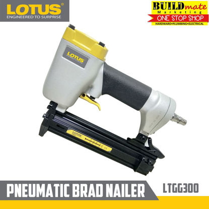 Picture of Lotus Pneumatic Stapler #022 LTGG400