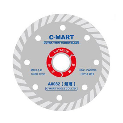 Picture of Ultra Thin Turbo Blade A0082