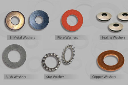 Picture for category Flat Washer