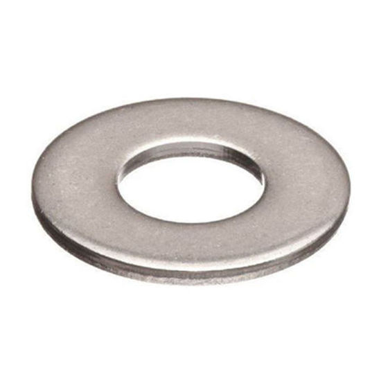 Picture of 10pcs  Stainless Steel Metric Flat Washer,304 Stainless Steel Flat Washer