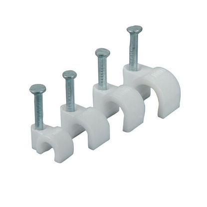 Picture of PVC Wire Clip CCR-8