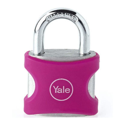 Picture of Aluminum Padlocks YE3/25/112/1