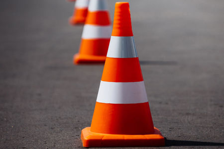 Picture for category Safety Cones   Tape
