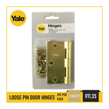 Picture of Yale V1135 US4, Loose Pin Door Hinges, V1135_US4