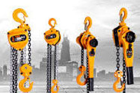 Picture for category Lifting Equipment