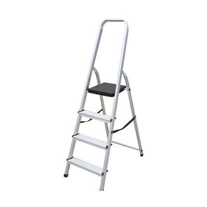 Picture of Jinmao Aluminum 4 Steps Household Ladder 150kg, JMAO113104