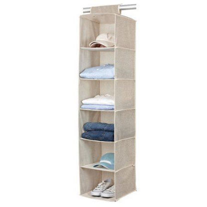 Picture of Interdesign Axis Sweater Organizer - 6 Shelf