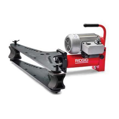"""Picture of Ridgid Tip Up Wing Hydraulic Bender Model HB382 (3/8"""" -2"""")"""