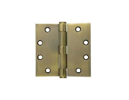 Picture of Yale Plain Door Hinge - 4 x 4 x 2 mm PB SSSB
