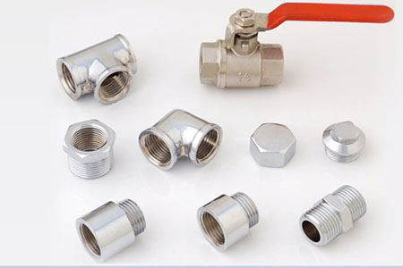 Picture for category G.I. Pipe Fittings