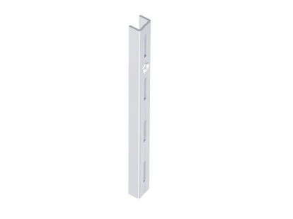 Picture of Element System Single Wall Upright 0.5m White