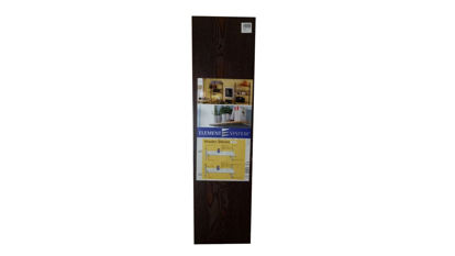 Picture of Element System Wooden Shelving 800mm X 250mm - Ebony