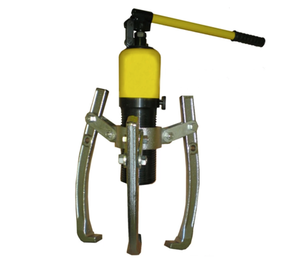 Picture of S-Ks Tools USA JMHHL-5 Heavy Duty 5 Tons 3 Arms Hydraulic Gear Puller (Black/Yellow)
