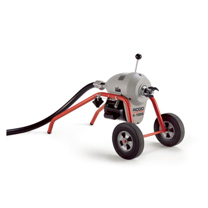 Picture of Ridgid K1500B Sectional Drain Cleaning Machine 230V 50/60Hz