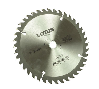 Picture of Lotus LTCT740 TCT Saw Blade