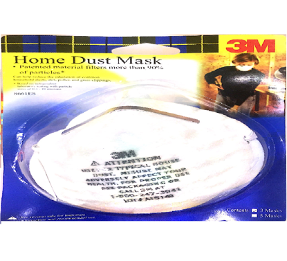 Picture of 3M Home dust mask 5pcs