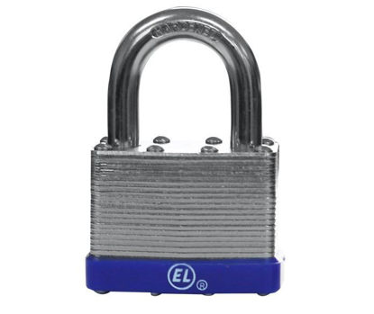 Picture of EL Laminated Padlock EL7130