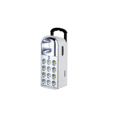 Picture of Firefly 12 LED Handy Lamp with Torch Light &Mobile Phone Charger FEL538