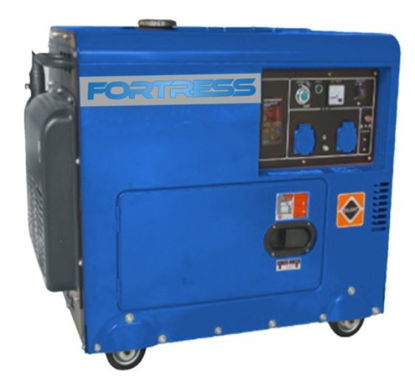 Picture of Fortress Diesel FPD5000ES