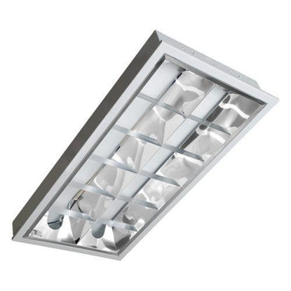 Picture of Firefly Recessed Type with Aluminum Reflector ESLR1X20/0