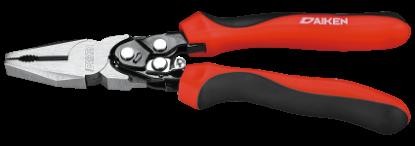 Picture of Daiken Grip Tech Combination Pliers DCP-7S