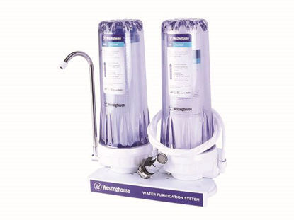 Picture of Westinghouse 2 Stage Water Filter WHWWPS106A2