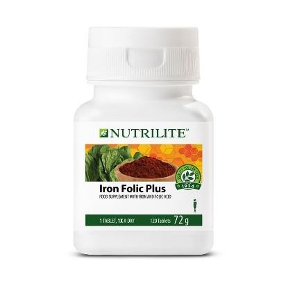 Picture of Nutrilite Iron-Folic Plus Tablet