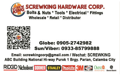 Picture of Screwking Hardware Corp.