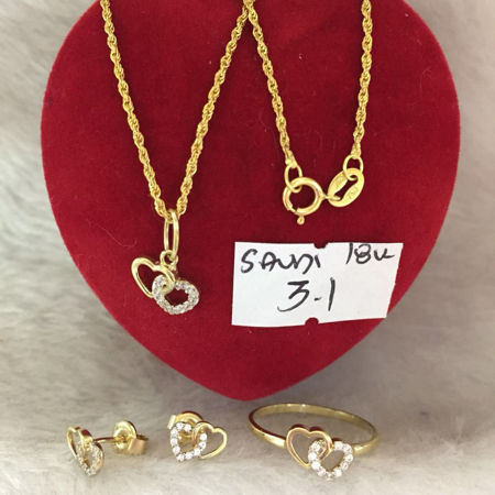 Picture for category Jewelry Set