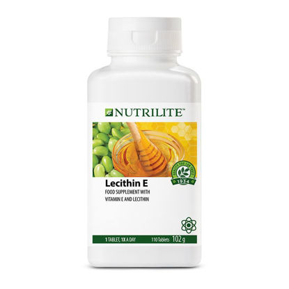 Picture of Lecithin-E With Honey Tablet
