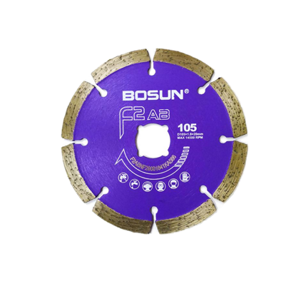 Picture of Bosun Abrasives Diamond Cutting Wheel F2AB