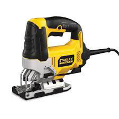 Picture of STANLEY JIGSAW 19MM STROKE LENGTH 3000SPM 600W