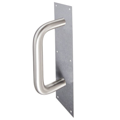 Picture of Stainless Handle with Plate 002