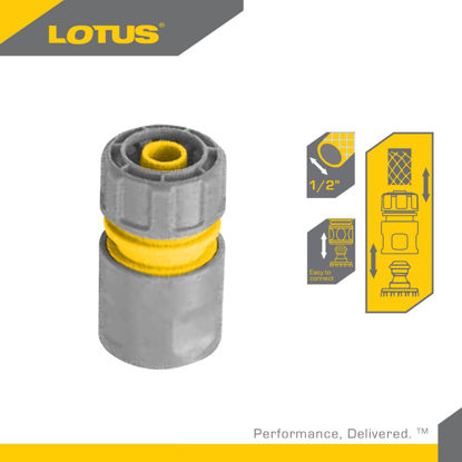 "Picture of Lotus Hose Connector 1/2"" LTGT12HCX"