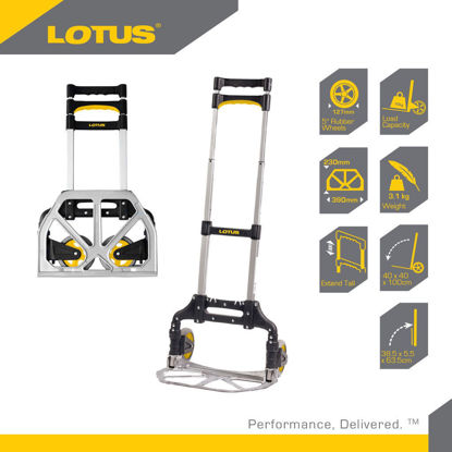 Picture of Lotus Hand Truck LT60FTX