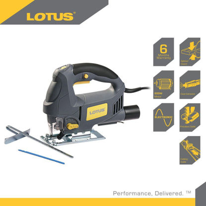 Picture of Lotus Jigsaw 550W #S65JD  LTSJ60-550X