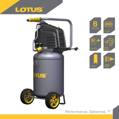Picture of Lotus Air Compressor 10G 1.5HP LTVC3800