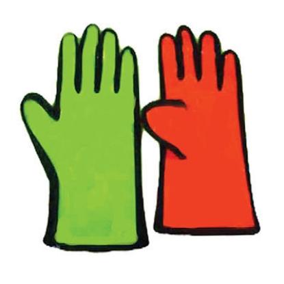Picture of Traffic Glove- Tglove