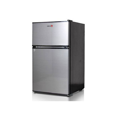 Picture of FUJIDENZO RBT35SL 3.5 cu.ft Two Door Personal Refrigerator