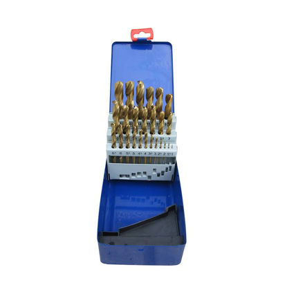 Picture of Hss Straight Shank Twist Drill Set A0100A/C/B