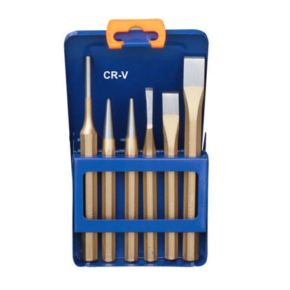 Picture of 6-Piece Punch & Chisel Set A0127