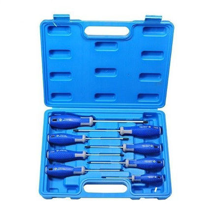 Picture of 8-Piece Screwdriver Set C0362