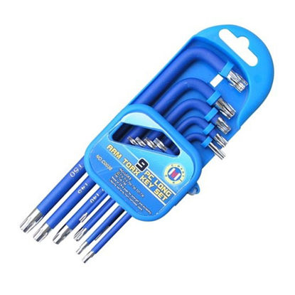 Picture of 9-Piece Torx Key Set F0023